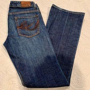 Express Mia bootcut jeans size 4L